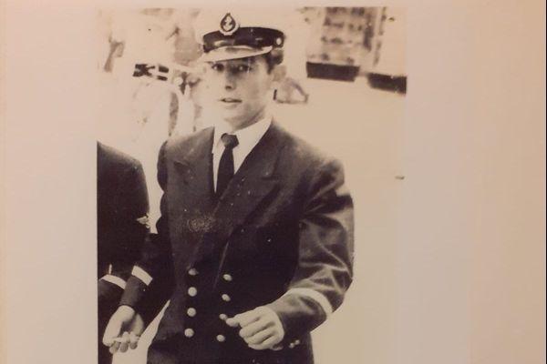 Le pilote Jean Legouhy est disparu en mer il y a 60 ans au large d'Hyères.