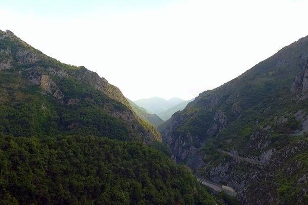 La Vallée de la Roya - La Tête Haute, au cœur de la Vallée de la Roya