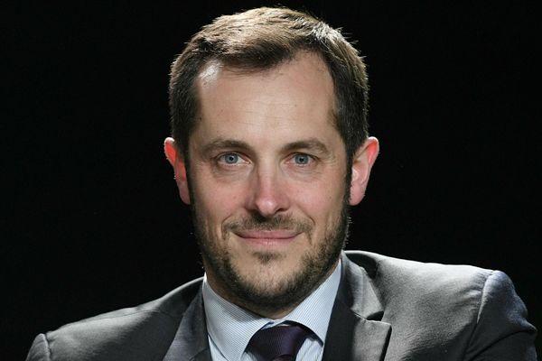 Nicolas Bay, eurodéputé du Rassemblement national