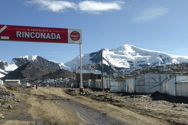 Des chercheurs grenoblois vont se rendre pour la deuxième fois dans la ville la plus haute du monde, La Rinconada au Pérou.