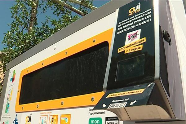 20 nouveaux bacs jaunes connectés ont fait leur apparition à Nice