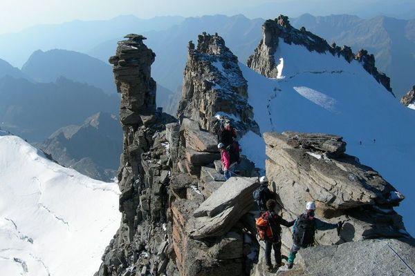 """Deux label """"Terre d'Alpinisme"""" en Haute-Maurienne décernés par le Comité National de l'Unesco ( Photo d'illustration)"""