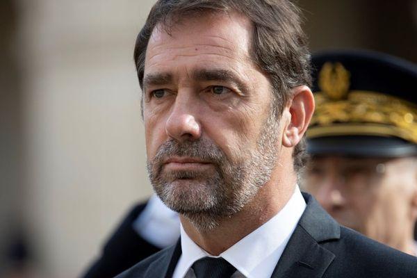 Le ministre de l'Intérieur, Christophe Castaner
