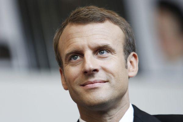 Emmanuel Macron, le 25 octobre.