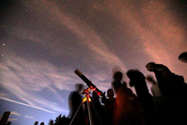 Photo d'illustration des Nuits des étoiles.