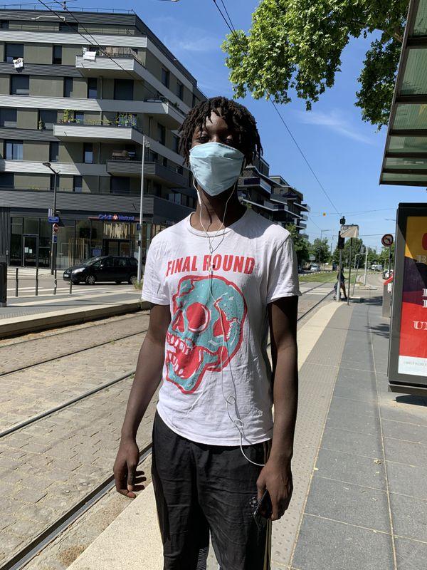 """Seni Cassama s'est arrêté """"Port du Rhin"""", il sait qu'il ne peut pas aller plus loin"""