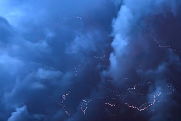 Des orages sont attendus dans le Loiret, le Loir-et-Cher, le Cher et l'Indre