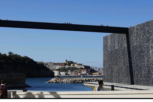 Le MUCEM de Marseille, un nouveau musée colossal, a été inauguré quand la ville était Capitale de la Culture.