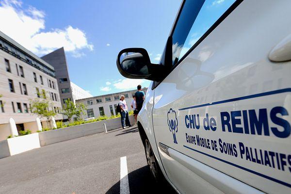Des suspensions de soignants non vaccinés, il y en a aussi à l'hôpital de Reims.