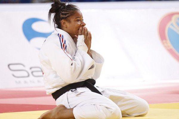 Fanny-Estelle Posvite a perdu à Paris son match de demi-finale (illustration).