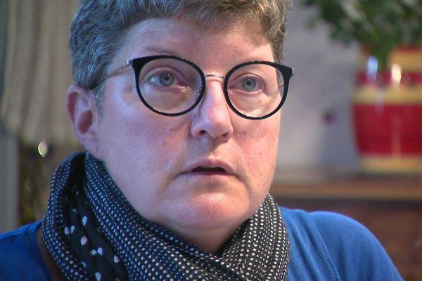 Carole Legris, secrétaire adjointe de l'association des voisins de Lubrizol