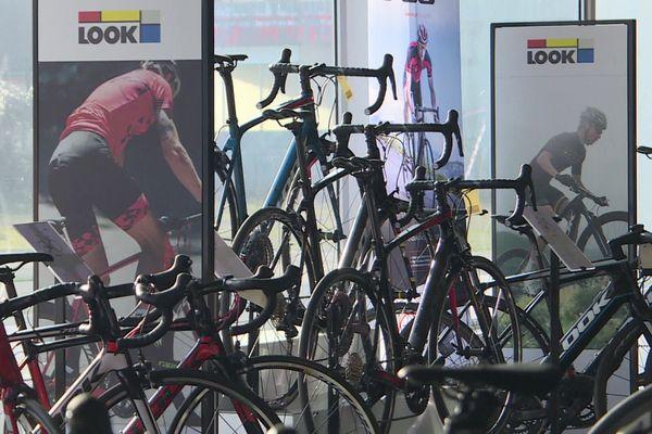 L'entreprise installée à Nevers a lancé dernièrement un vélo électrique avec un cadre en carbone.