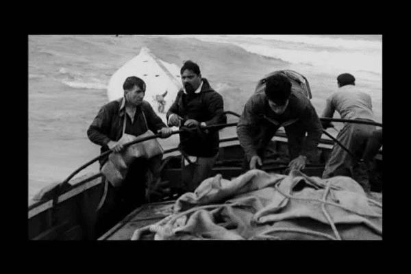 Le drame du canot Bombard à Etel (56) le 3 octobre 1958