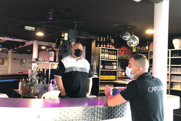 Christian Magard, co-gérant d'une discothèque à Aubière (Puy-de-Dôme), a poussé un coup de gueule devenu viral sur les réseaux sociaux.