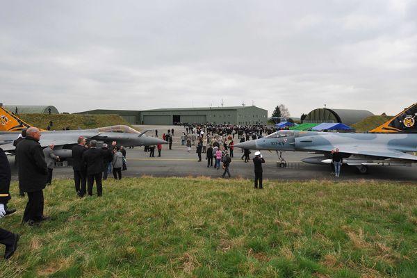 La base de Cambrai en 2012.