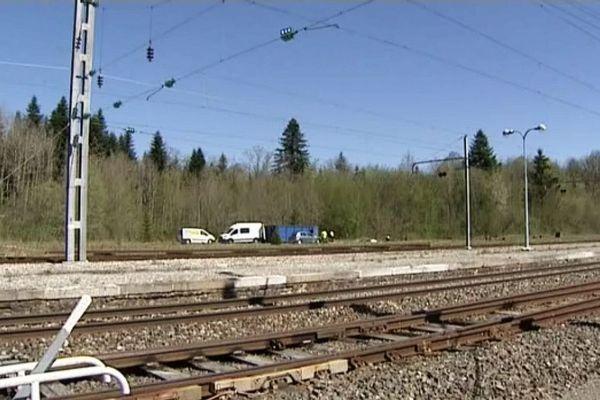 Voies SNCF (archives)