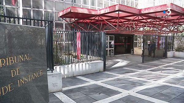 ILLUSTRATION - Les locaux de la juridiction interrégionale spécialisée de Marseille.
