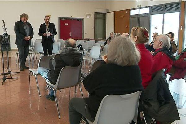 """Mardi 5 février, la ville de Joigny organisait un des premiers """"grands débats"""" souhaités par le Gouvernement"""