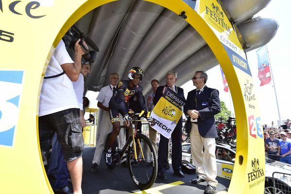 Deux étapes du Tour de France 2015 auront lieu dans le Nord-Pas-de-Calais