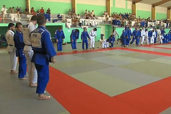 L'équipe de France en stage de préparation des JO de Rio à Houlgate