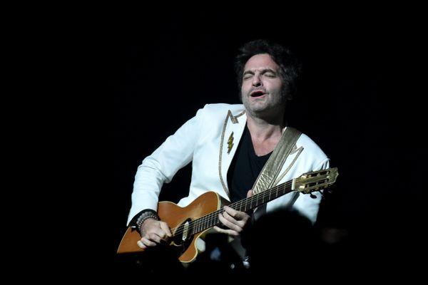 Le chanteur -M- annule sa fin de tournée dont ses concerts prévus à Amiens et à Lille.