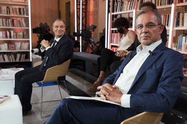 Anciens alliés à l'UMP, où ils ont mené leur carrière en parallèle dans le sud-est de la France, les deux hommes se retrouvent aujourd'hui en duel pour l'élection en région Paca