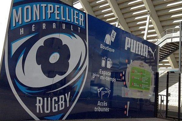 Montpellier - le MHR et l'Altrad Stadium - 2015.