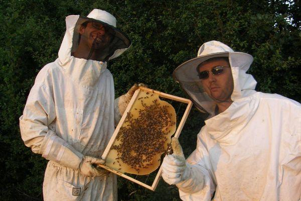 Olivier Fernandez (à gauche sur la photo)