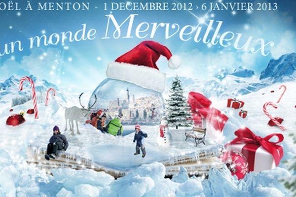 Jardins Biovès partie haute à Menton jusqu'au dimanche 6 janvier 2013.  Plus d'infos sur http://bit.ly/ZUvGs2