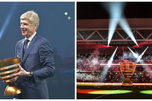 Une belle cérémonie d'ouverture pour cette finale de Coupe de la Ligue