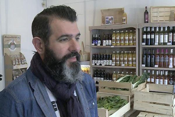 Bruno Ruiz, épicier locavore à Nice