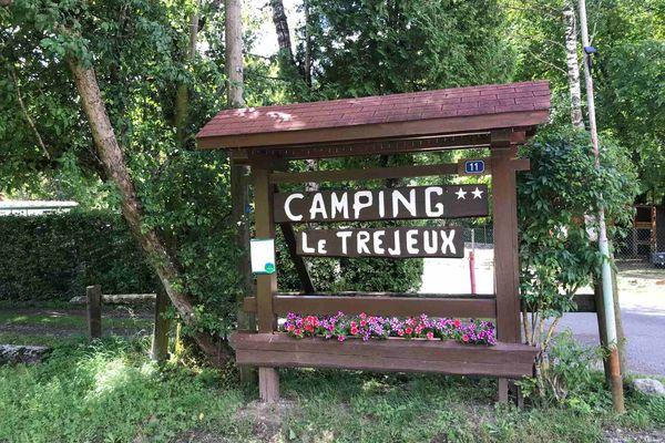 Camping Le Tréjeux à Thônes en Haute-Savoie