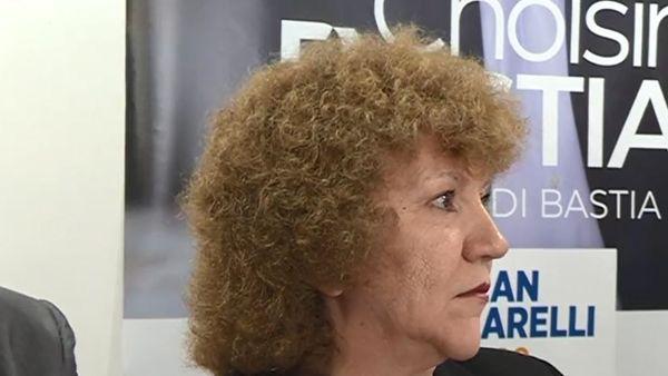 Toussainte Devoti, élue communiste, était deuxième sur la liste A Scelta di Bastia. Elle s'est retiré du jeu, comme les autres représentants de son courant.
