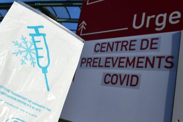 Le nombre de cas testés positifs augmente encore ce 1er décembre dans les Pays de la Loire