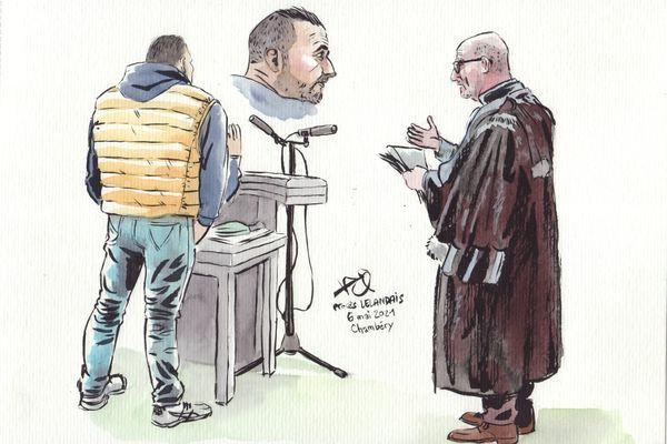 Un ex co-détenu de Nordahl Lelandais, qui prétendait avoir recueilli ses confidences, a été appelé à la barre. Saparole n'est pas apparue crédible, ni aux yeux des parties civiles, ni à ceux de la défense.