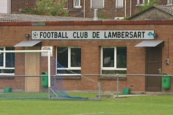 Ce stade de Lambersart a été le théâtre de nouvelles violences le week-end dernier lors d'un match de foot amateur.