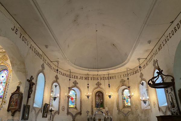 Eglise Notre Dame de la Salette-Maletable
