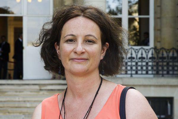 Jennifer de Temmerman, en juin 2017