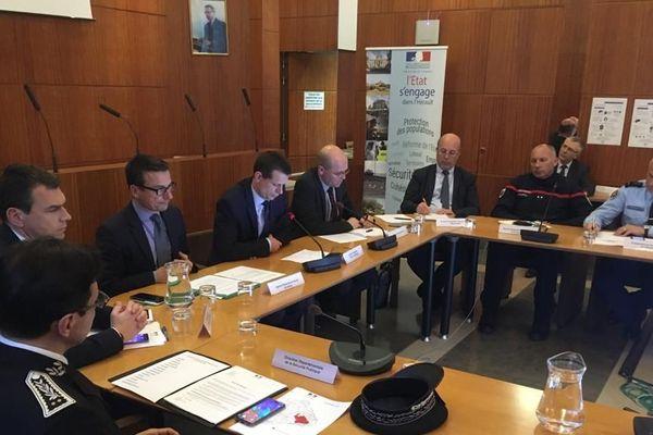 Une conférence de presse a eu lieu à Montpellier ce mercredi 11 mars.