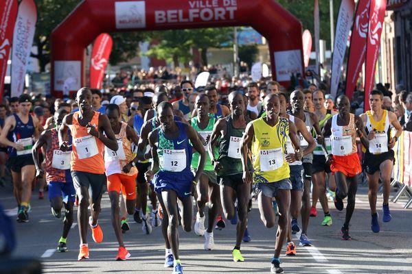 La course mythique du Territoire de Belfort a été reportée à 2022.