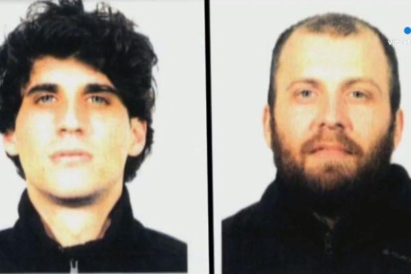 Christophe Guazzelli (à gauche) et Christophe Andreani (à droite).