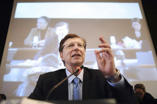 Thierry Carcenac, président PS du Conseil général du Tarn