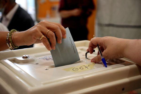 Ce 20 juin 2021, 1er tour des élections départementales : en Ardèche, le taux de participation était de 34.99% à 17h