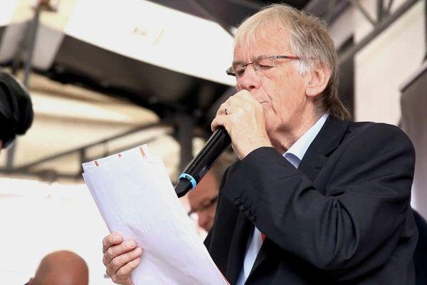 Daniel Mangeas, un homme une voix