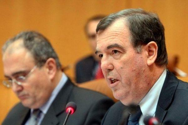 Paul-Marie Bartoli, président de l'Office des Transports de la Corse (OTC)