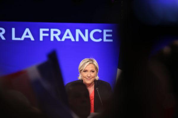 Marine Le Pen a obtenu 33,9 % des suffrages au second tour de l'élection présidentielle.