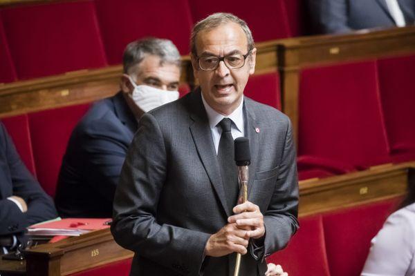 """""""Va te pendre"""", Vincent Ledoux, député du Nord, porte plainte après avoir été insulté et menacé sur les réseaux sociaux."""