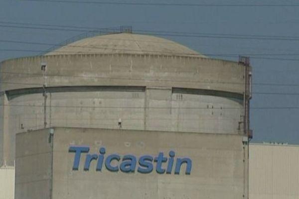 La centrale nucléaire du Tricastin. Photo d'archive.