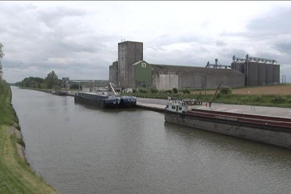 Canal Seine-Nord Europe : le point sur les emplois et les installations à Nesle et à Péronne
