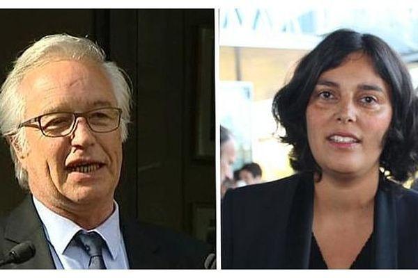 François Rebsamen a été remplacé par Myriam El Khomri
